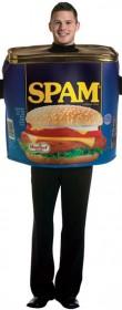 Déguisement spam