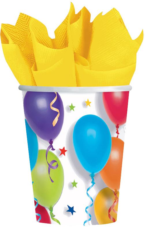Gobelets ballons