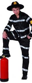 Déguisement sapeur pompier sexy