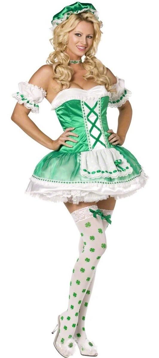 déguisement irlandaise