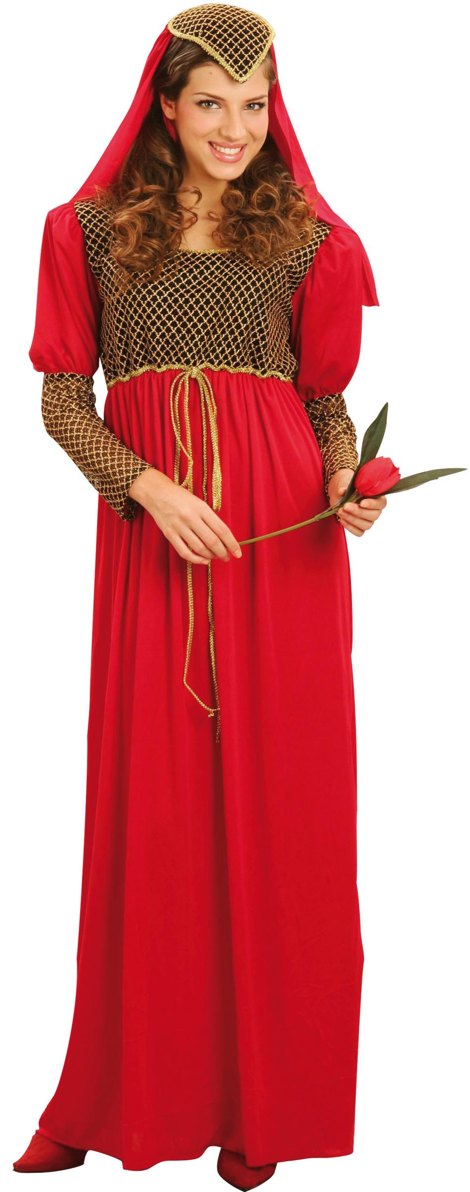 déguisement princesse médiéval