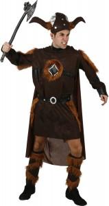 deguisement guerrier viking