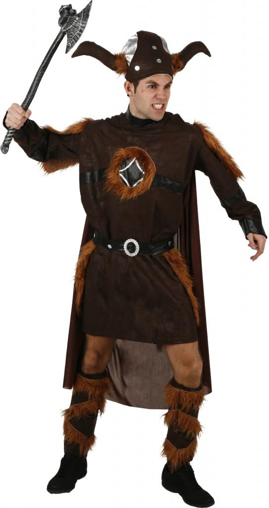 Scandinave Homme Guerrier VikingCostume Déguisement Déguisement jLA35R4q