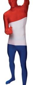 Morphsuit déguisement Pays Bas