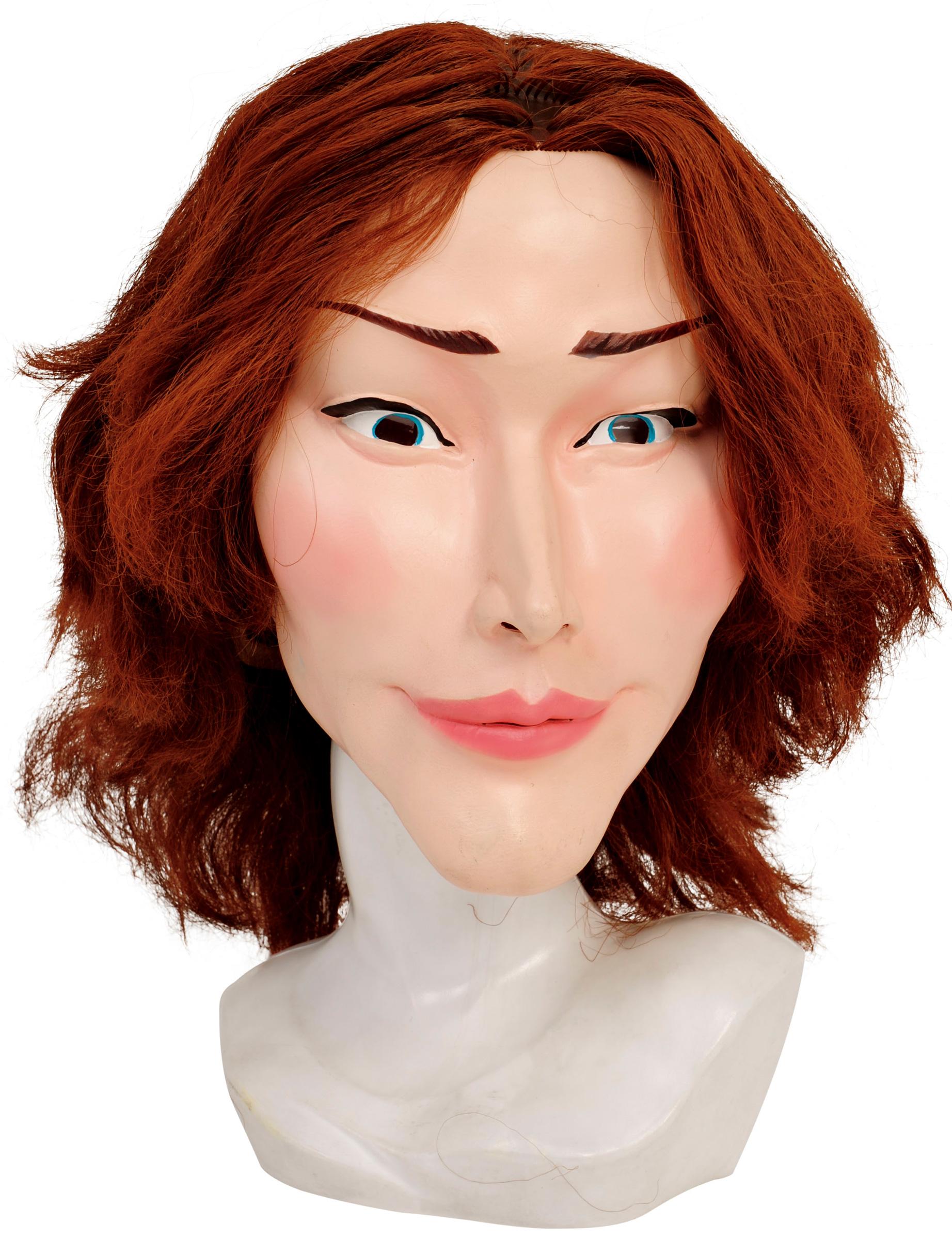 masque carla bruni