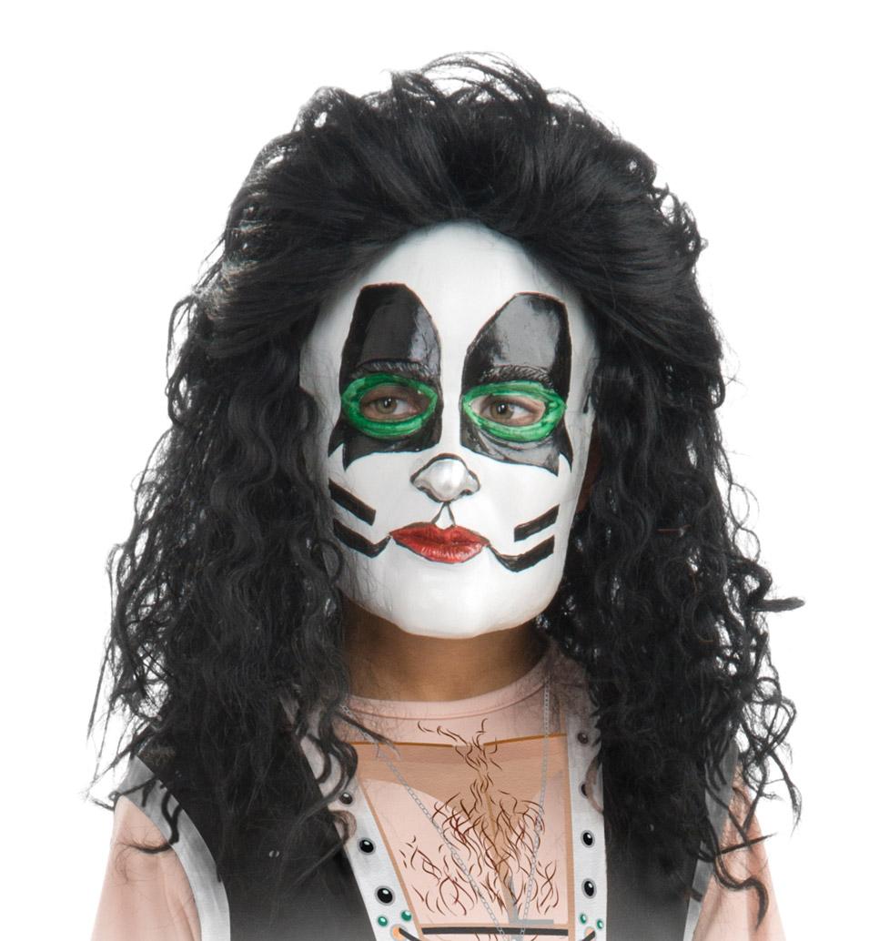 masque carnaval rock