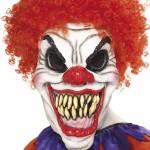 masque clown halloween dpc f te article de f te pas cher. Black Bedroom Furniture Sets. Home Design Ideas