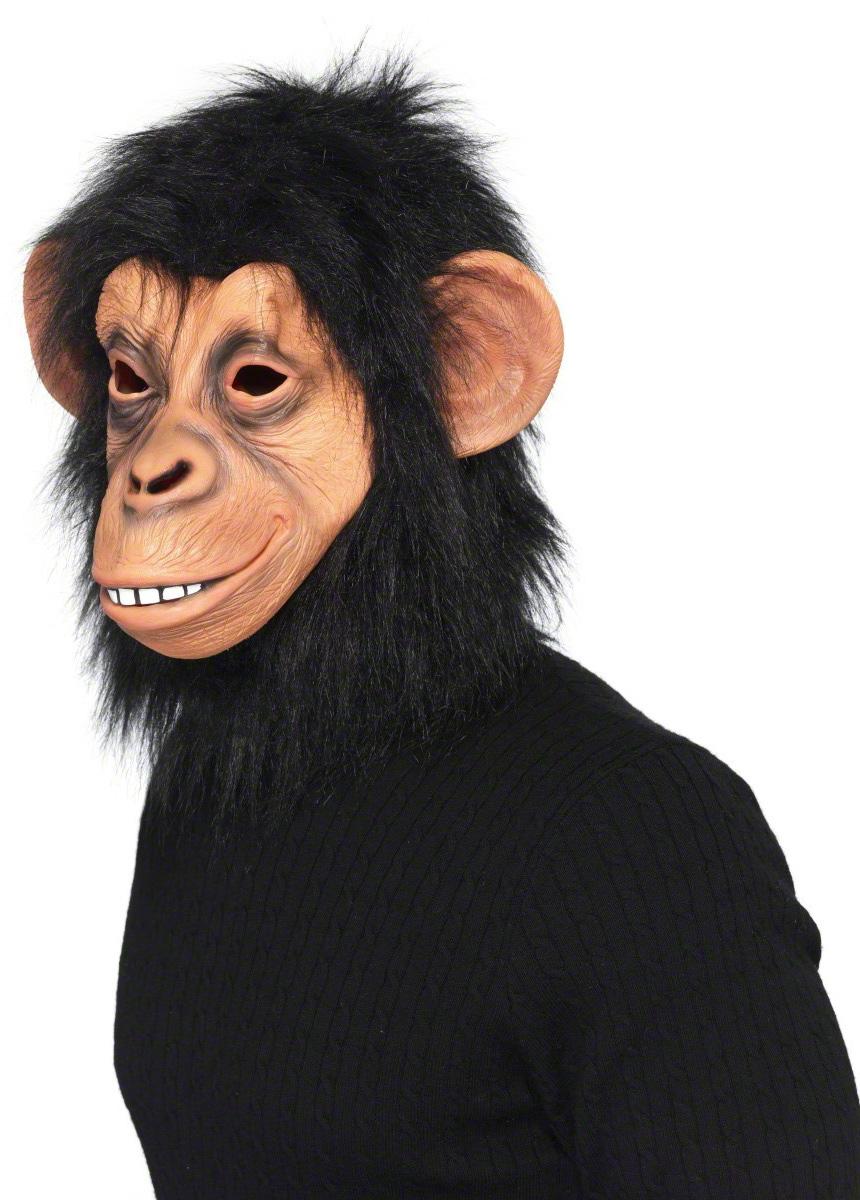 masque de singe réaliste