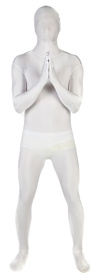 morphsuits blanc
