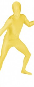 Morphsuits jaune poussin