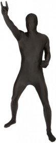 Morphsuit noir adulte