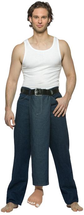 déguisement troisieme jambe