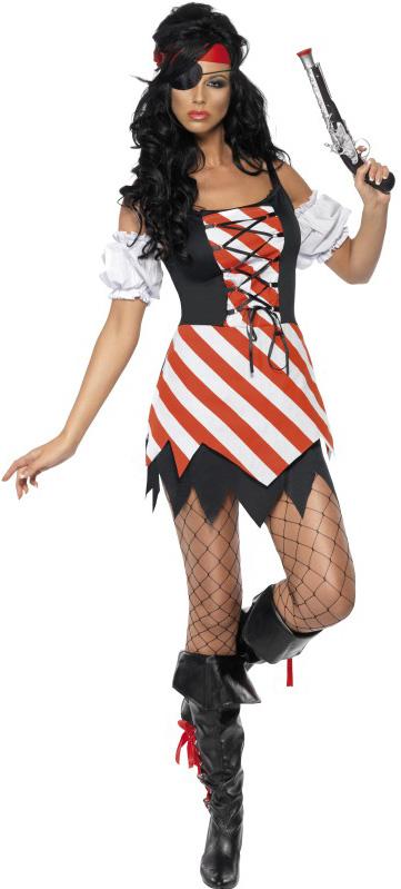 Ppfq46 Disfraz pirata de Disfraz mujer de corsario 1K3FJTlc