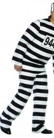 Déguisement de prisonnier homme