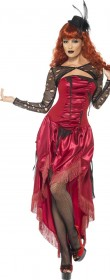 Déguisement danseuse d'Halloween