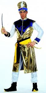 deguisement de sultan