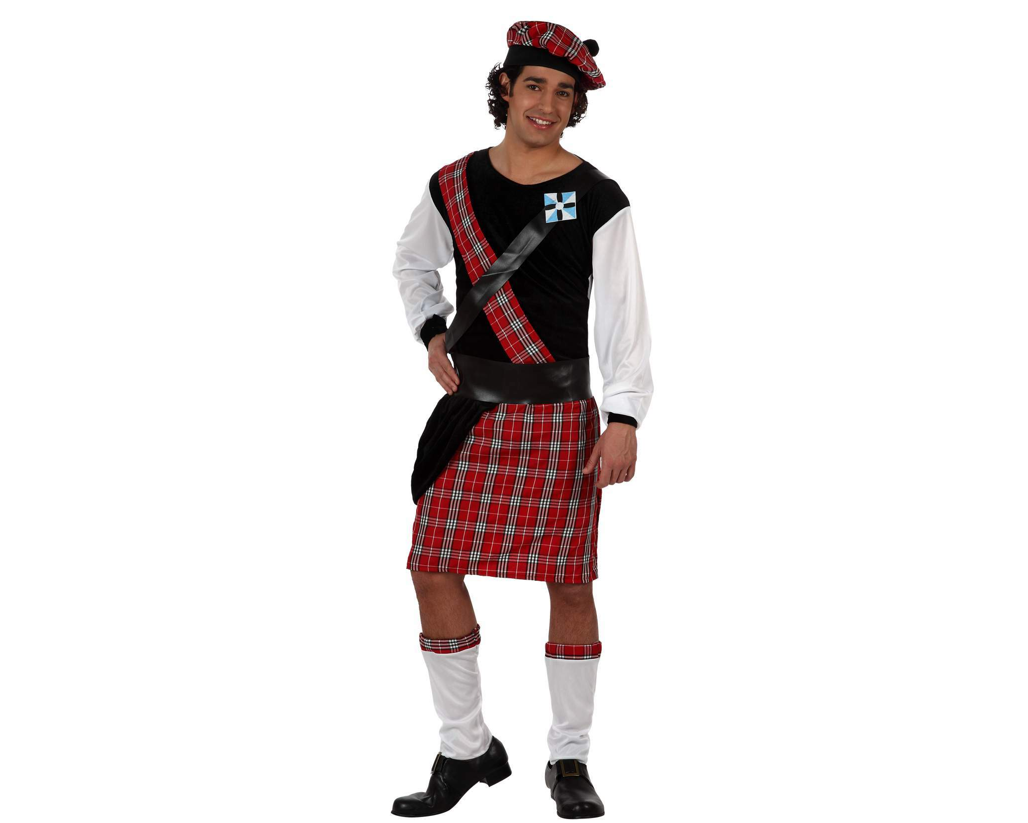 ecossais en kilt