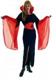 Femme vampire halloween