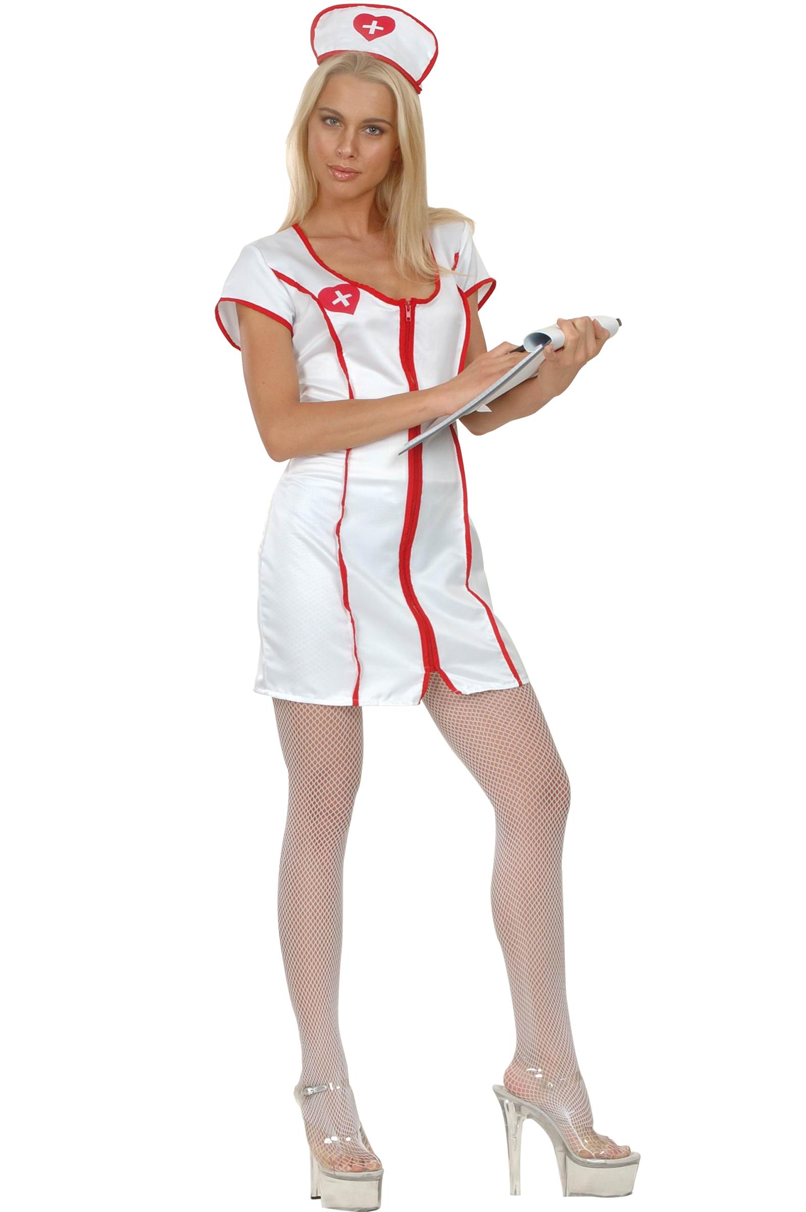 deguisement infirmiere
