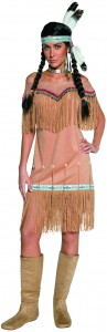 déguisement princesse indienne