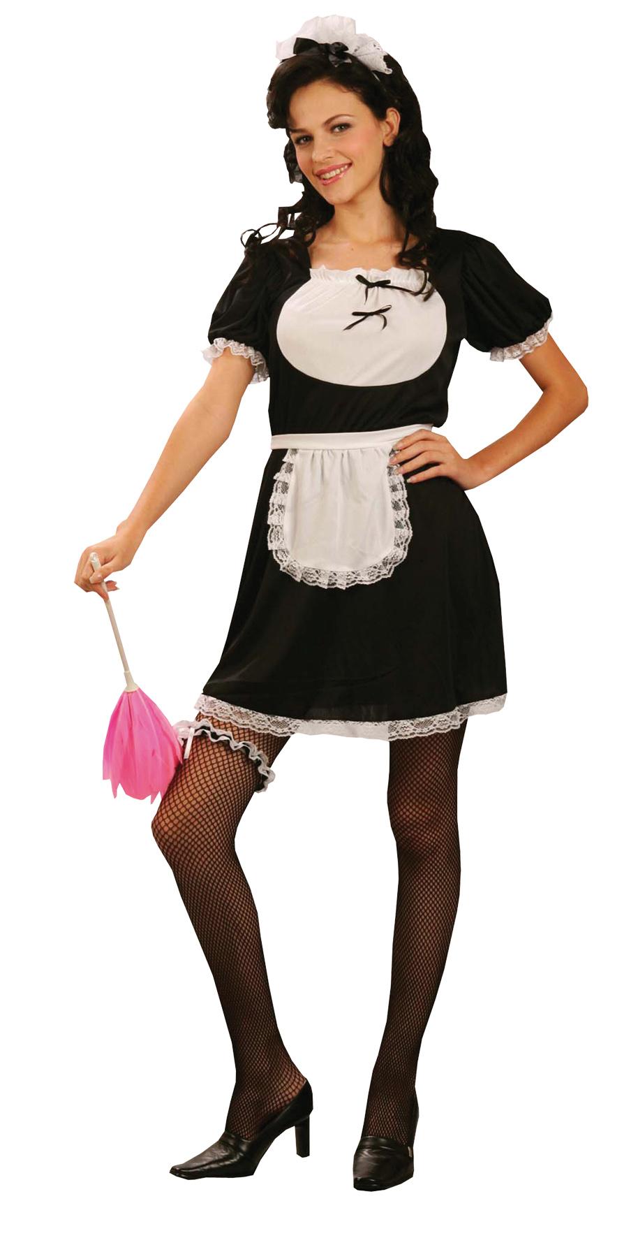 uniforme femme de chambre