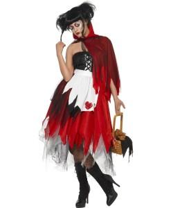Chaperon rouge halloween