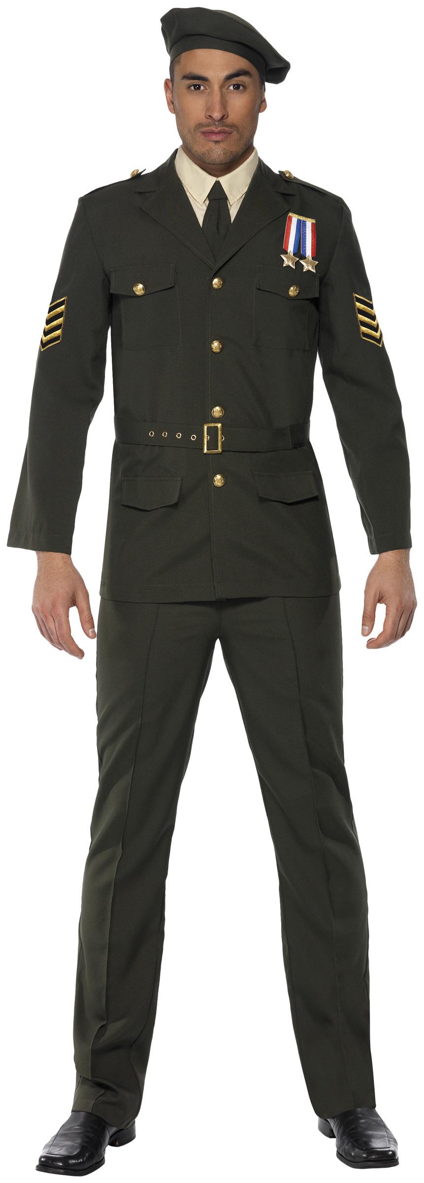 Déguisement officier
