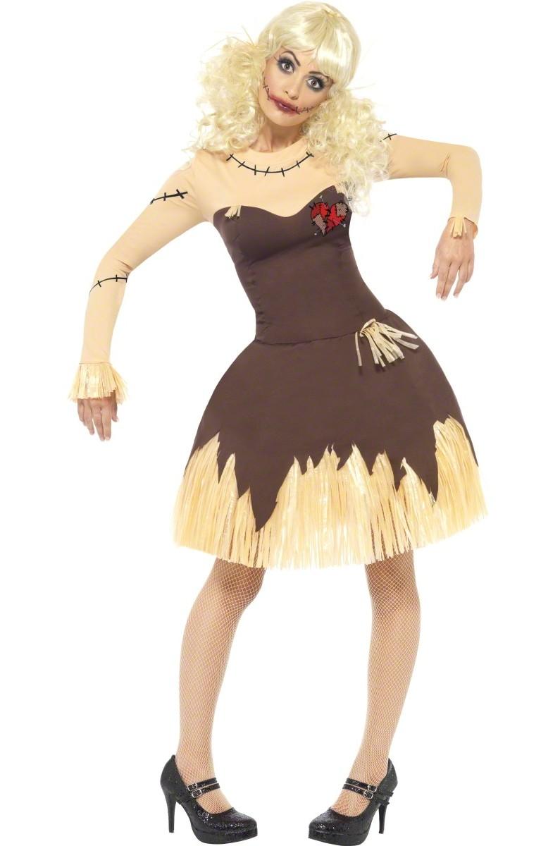 déguisement poupée vaudou