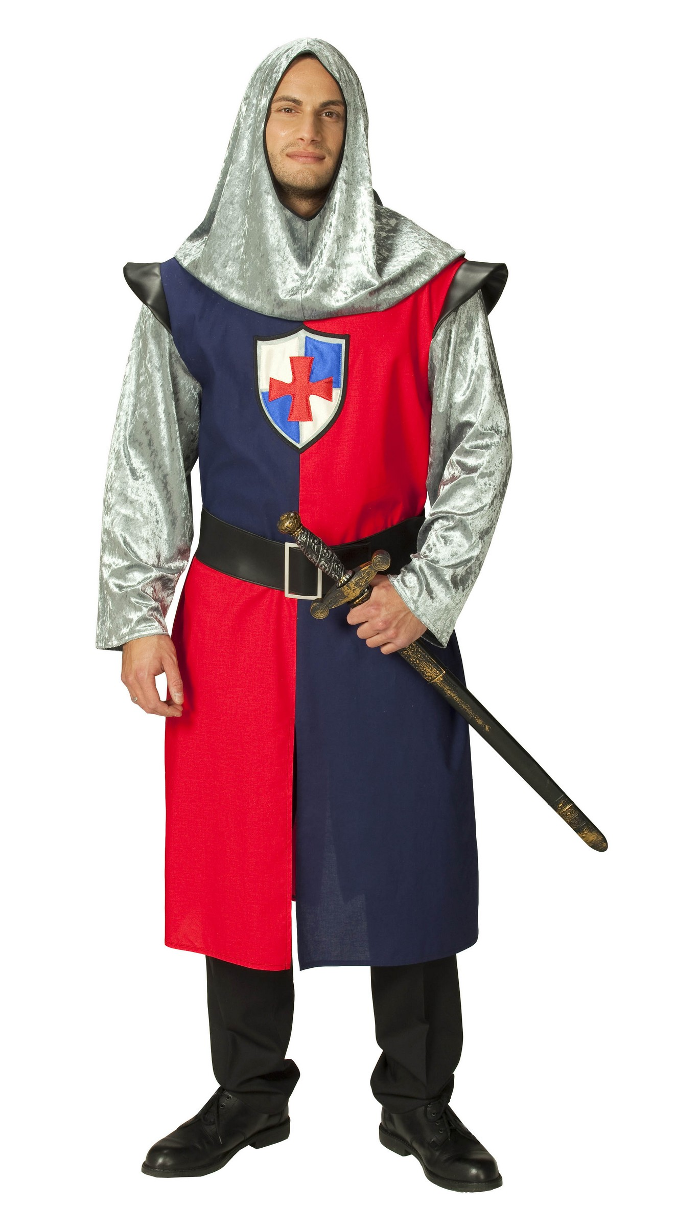 déguisement chevalier medieval