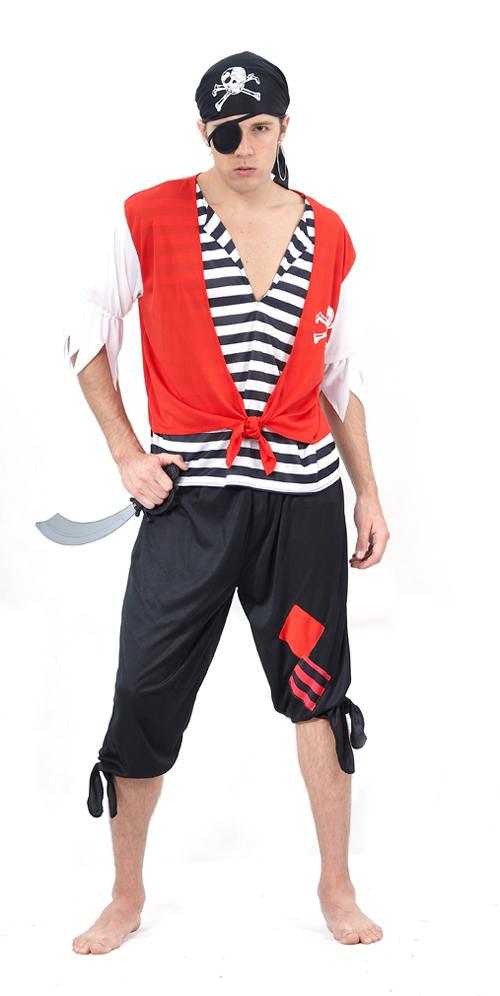 déguisement de marin pirate
