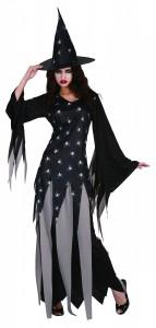 Robe sorcière halloween