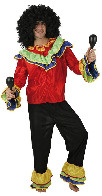 danseur de rumba
