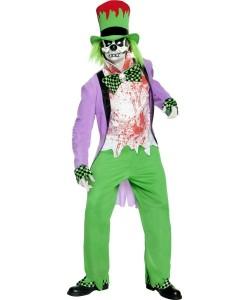 Déguisement clown halloween