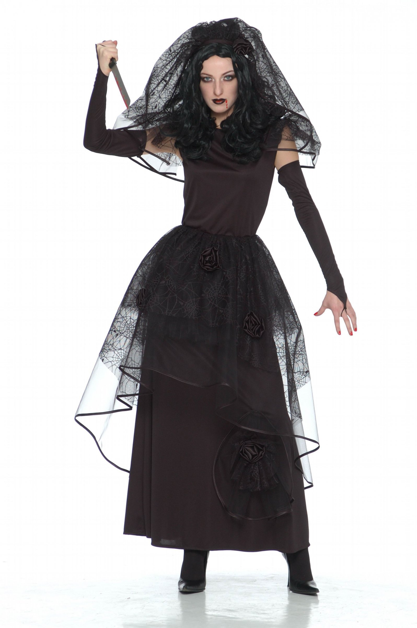 deguisement mariée halloween