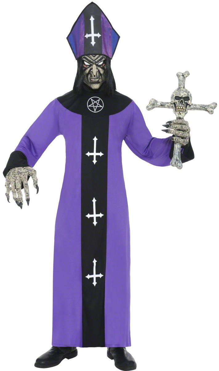deguisement religieux envouté