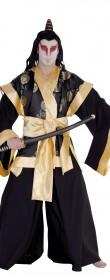 Déguisement samourai adulte