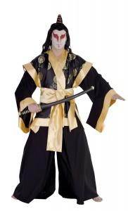deguisement samourai adulte