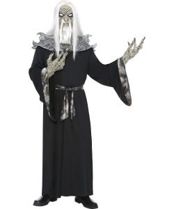 Deguisement sorcier halloween