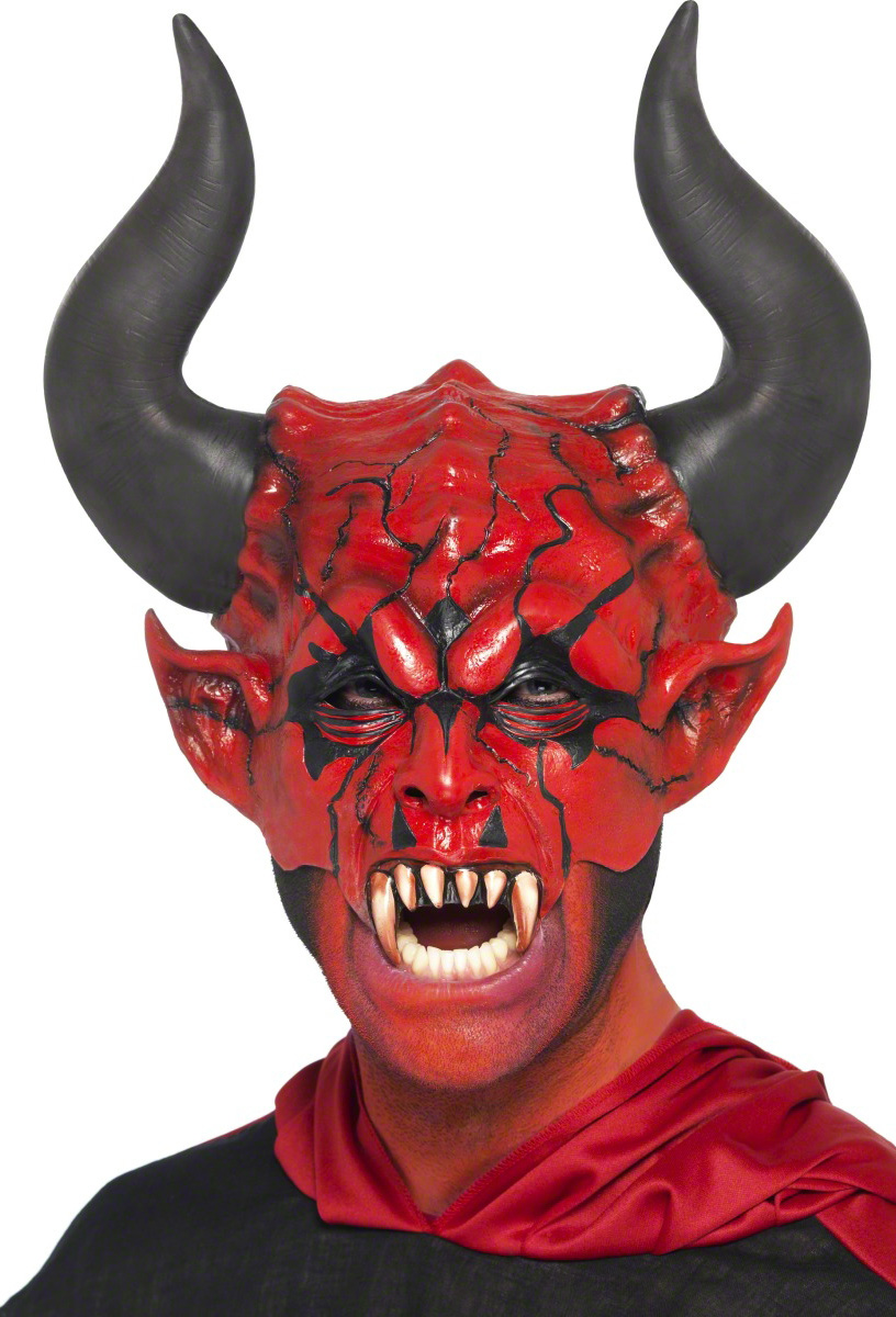 Masque de démon