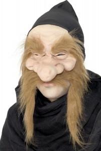 masque de sorcier