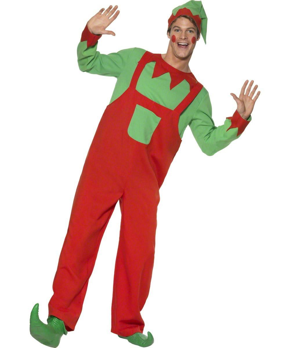 D guisement lutin de noel costume rouge elfe dpc - Fard a paupiere rouge pas cher ...