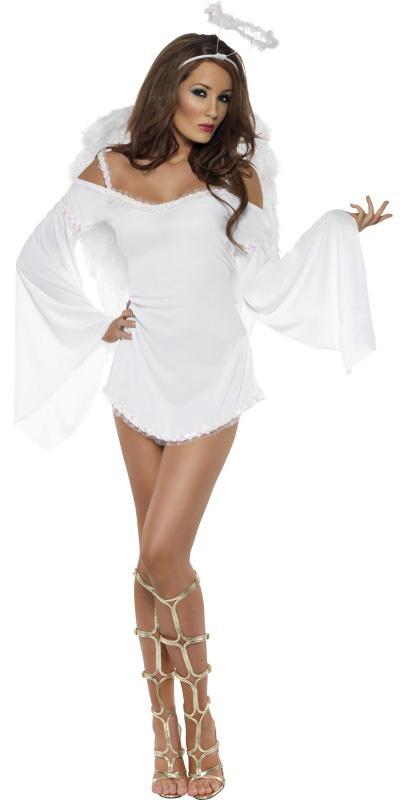 costume ange de noel
