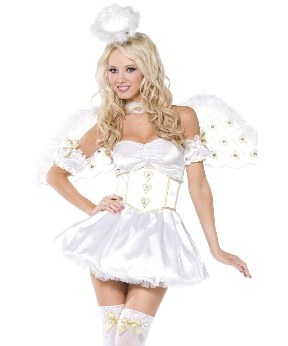 robe ange de noel