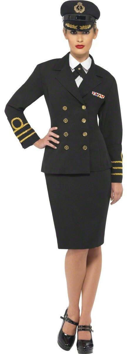 Déguisement pilote avion femme