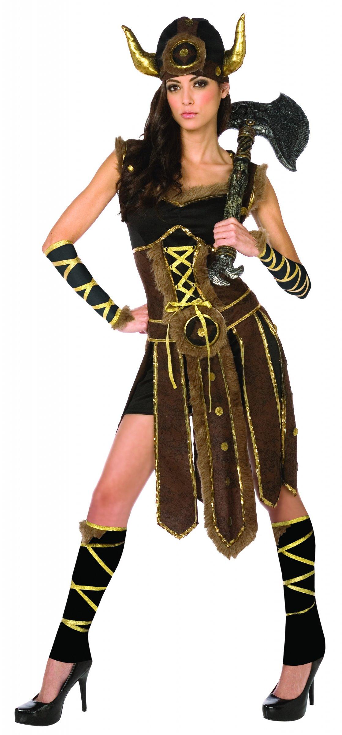 Deguisement femme viking