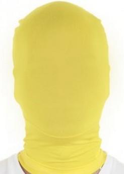 masque morphsuits jaune