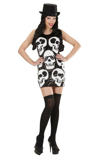 robe tete de mort pirate