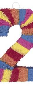 Piñata chiffre 2