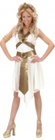 Robe romaine femme