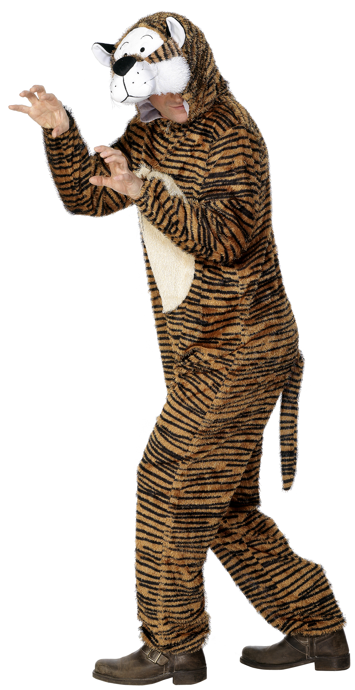 deguisement de tigre homme